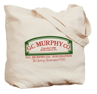 G.C. Murphy Co-TM tote bag